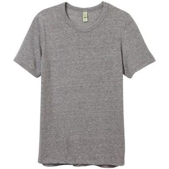textil Herre T-shirts m. korte ærmer Alternative Apparel AT001 Eco Grey
