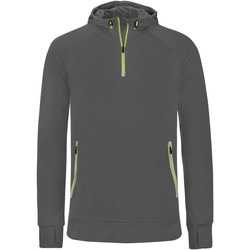 textil Herre Sweatshirts Proact PA360 Dark Grey