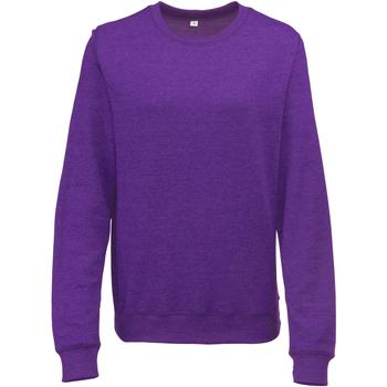 textil Dame Sweatshirts Awdis JH045 Purple Heather