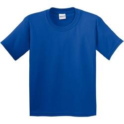 textil Børn T-shirts m. korte ærmer Gildan 5000B Royal