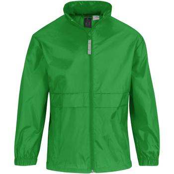 textil Børn Vindjakker B And C Sirocco Real Green
