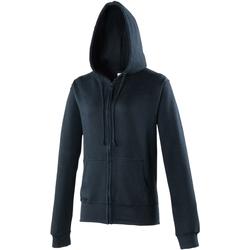 textil Dame Sweatshirts Awdis JH055 New French Navy