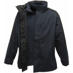 textil Herre Jakker Regatta Defender III Navy/Black