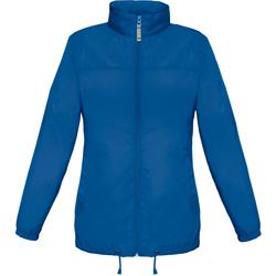 textil Dame Vindjakker B And C JW902 Royal Blue
