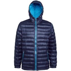 textil Herre Dynejakker 2786 TS016 Navy/Sapphire