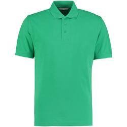 textil Herre Polo-t-shirts m. korte ærmer Kustom Kit KK403 Kelly Green