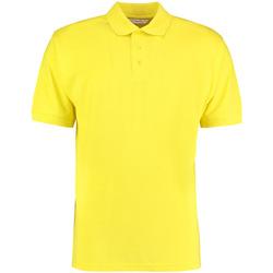 textil Herre Polo-t-shirts m. korte ærmer Kustom Kit KK403 Canary