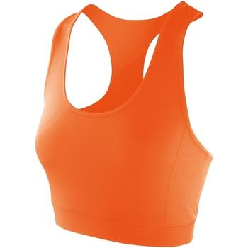 textil Dame Sports-BH Spiro S282F Tangerine