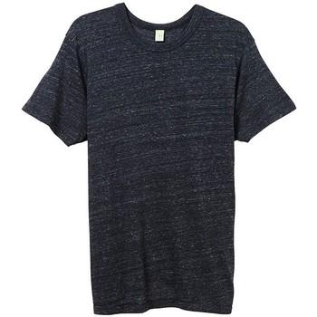 textil Herre T-shirts m. korte ærmer Alternative Apparel AT001 Eco Black