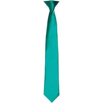 textil Herre Slips og accessories Premier PR755 Emerald