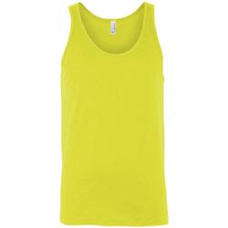 textil Dame Toppe / T-shirts uden ærmer Bella + Canvas CA3480 Neon Yellow