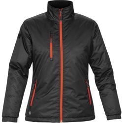 textil Dame Jakker Stormtech GSX-2W Black/Orange