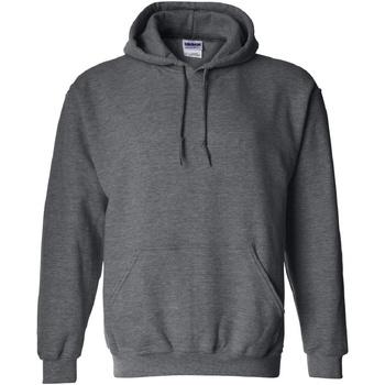 textil Sweatshirts Gildan 18500 Dark Heather