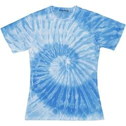 textil Dame T-shirts m. korte ærmer Colortone TD20M Spider Royal