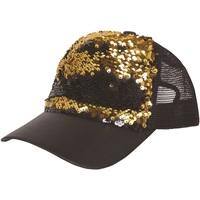 Accessories Kasketter Bristol Novelty  Black/Gold