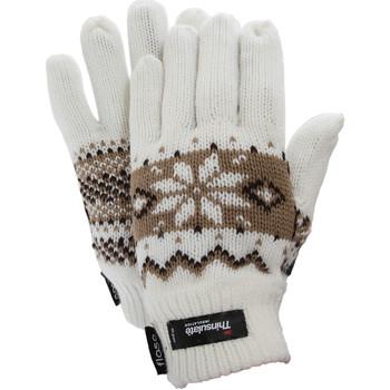 Accessories Dame Handsker Floso  White