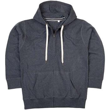 textil Herre Sweatshirts Mantis Superstar Charcoal Grey Melange