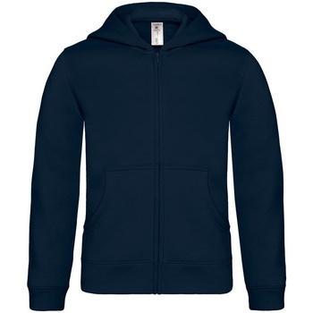 textil Børn Sweatshirts B And C B421B Navy