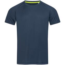 textil Herre T-shirts m. korte ærmer Stedman  King Blue