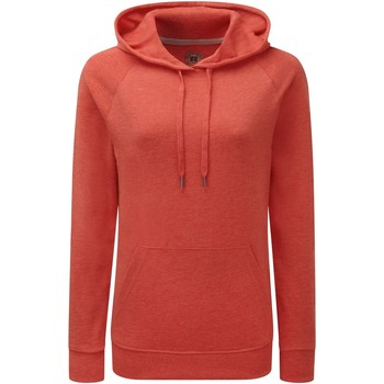 textil Dame Sweatshirts Russell R281F Red Marl