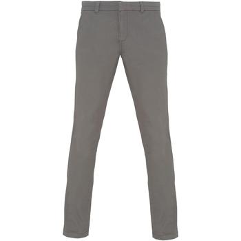 textil Dame Chinos / Gulerodsbukser Asquith & Fox Chino Slate