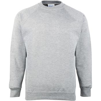 textil Børn Sweatshirts Maddins MD01B Oxford Grey