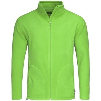 textil Herre Fleecetrøjer Stedman  Kiwi Green
