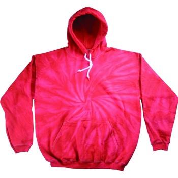 textil Herre Sweatshirts Colortone TD30M Spider Red