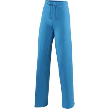 textil Dame Træningsbukser Awdis JH075 Sapphire Blue