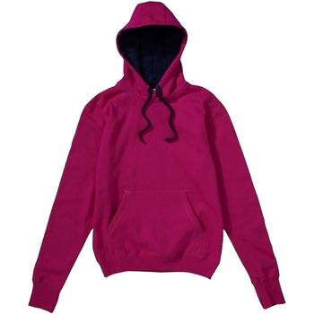 textil Herre Sweatshirts Sg SG24 Dark Pink/Navy