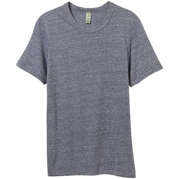 textil Herre T-shirts m. korte ærmer Alternative Apparel AT001 Eco Navy
