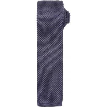 textil Herre Slips og accessories Premier Textured Steel