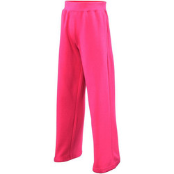 textil Pige Træningsbukser Awdis JH71J Hot Pink