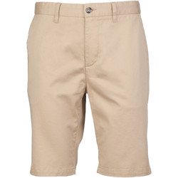 textil Herre Shorts Front Row FR605 Stone