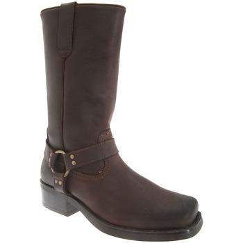 Sko Herre Chikke støvler Woodland Harley Dark Brown