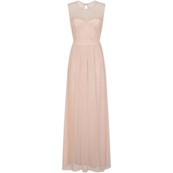 textil Dame Lange kjoler Little Mistress  Pink