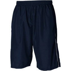 textil Herre Shorts Tombo Teamsport Longline Navy/White
