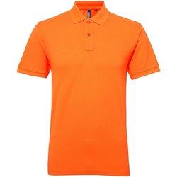 textil Dame Polo-t-shirts m. korte ærmer Asquith & Fox AQ025 Neon Orange