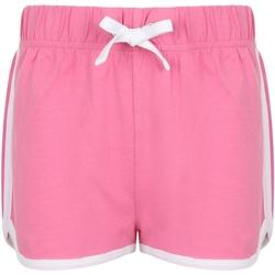textil Børn Shorts Skinni Fit SM69 Bright Pink/White