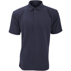 textil Herre Polo-t-shirts m. korte ærmer Ultimate Clothing Collection UCC003 Navy Blue