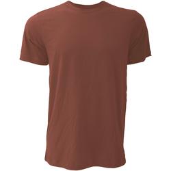 textil Herre T-shirts m. korte ærmer Bella + Canvas CA3001 Heather Clay