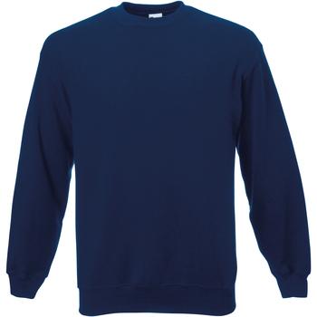 textil Herre Sweatshirts Universal Textiles 62202 Navy Blue