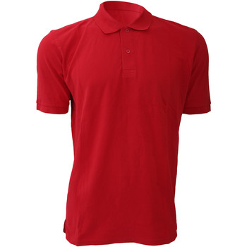 textil Herre Polo-t-shirts m. korte ærmer Russell 569M Classic Red