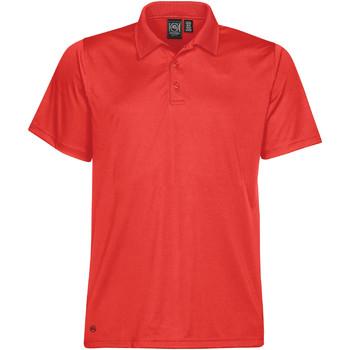 textil Herre Polo-t-shirts m. korte ærmer Stormtech PG-1 Bright Red