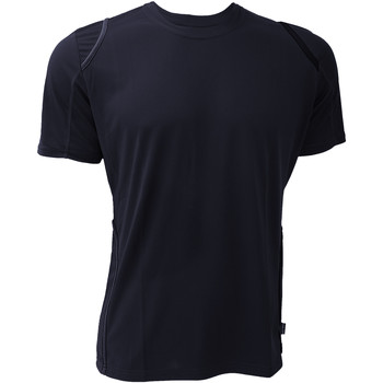 textil Herre T-shirts m. korte ærmer Gamegear Cooltex Navy/Navy