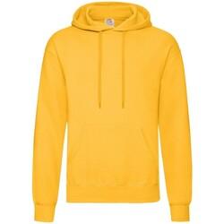 textil Herre Sweatshirts Fruit Of The Loom 62208 Sunflower