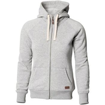 textil Dame Sweatshirts Nimbus Williamsburg Grey Melange