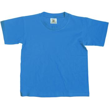 textil Børn T-shirts m. korte ærmer B And C TK300 Atoll