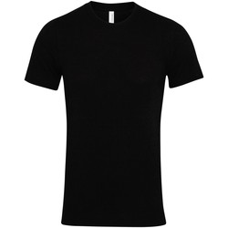 textil T-shirts m. korte ærmer Bella + Canvas CV001 Black