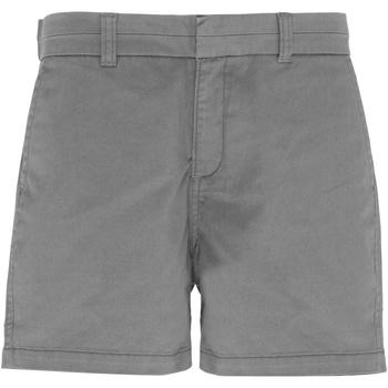 textil Dame Shorts Asquith & Fox AQ061 Slate